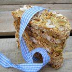 עוגיות קנטוצ'יני/ביסקוטי