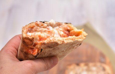 מאפה קלצונה גבינות מושלם או איטליה במיטבה