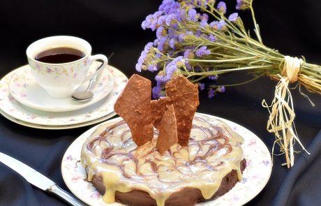 עוגת שוקולד Krutit