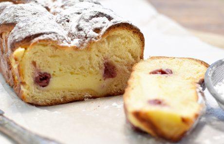 עוגת שמרים וגבינת מסקרפונה