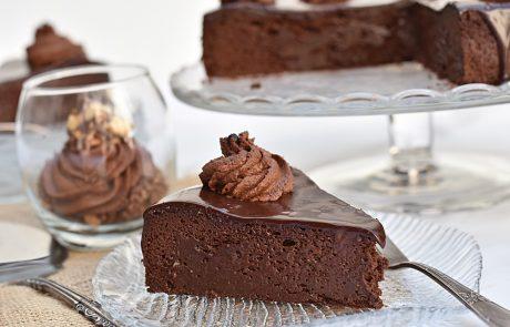 עוגת שוקולד נטו אלוהית