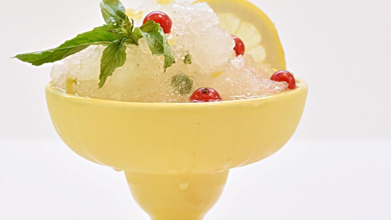 גרניטה לימון – נענע או געגועים לסורנטו
