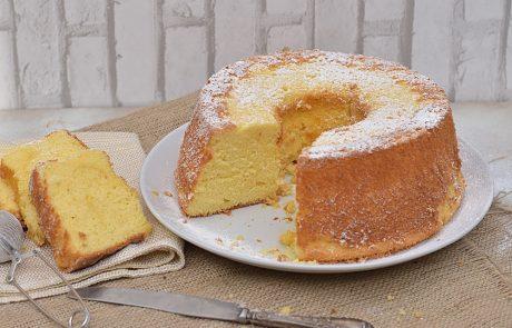 עוגת תפוזים רכה ואוורירית כמו שמיכת פוך נעימה וכייפית