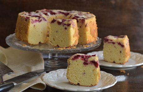 עוגת לימון ופטל מושלמת (פרווה)
