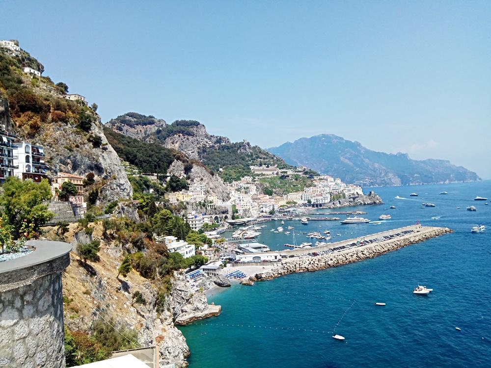 החופשה שלנו בדרום איטליה - חבל קמפניה