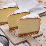 עוגת גבינה אפויה נימוחה