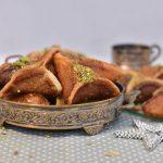 קטאייף המן ממולא אגוזים