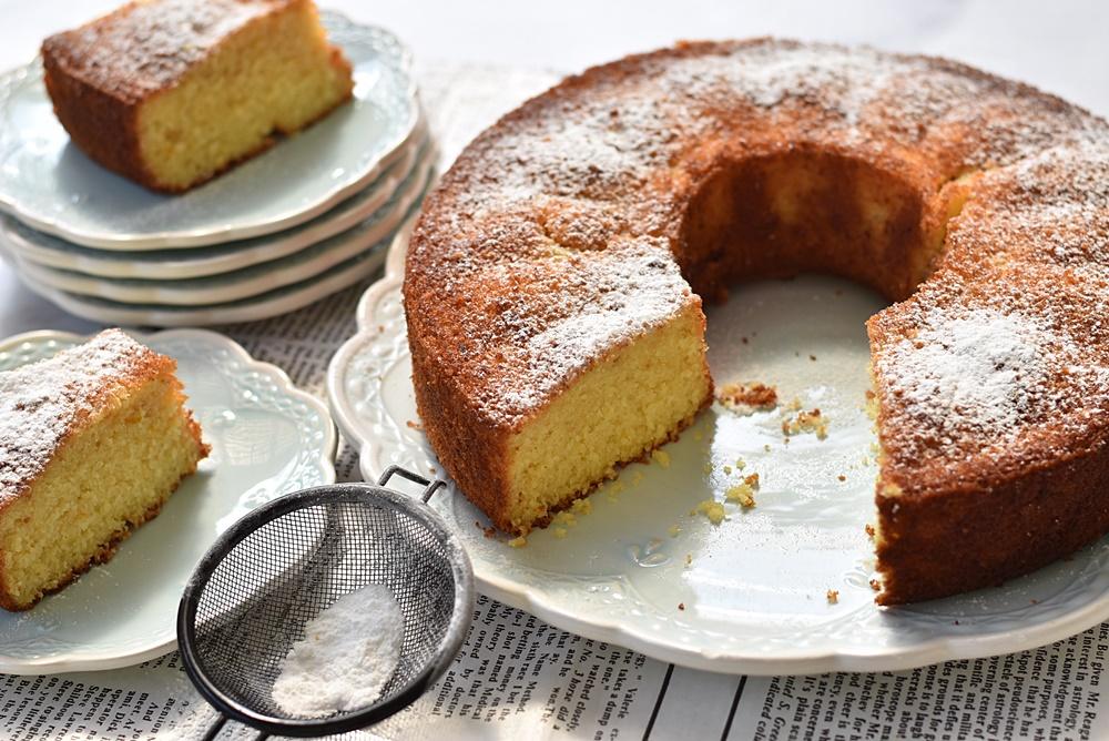 עוגת תפוזים קלה להכנה