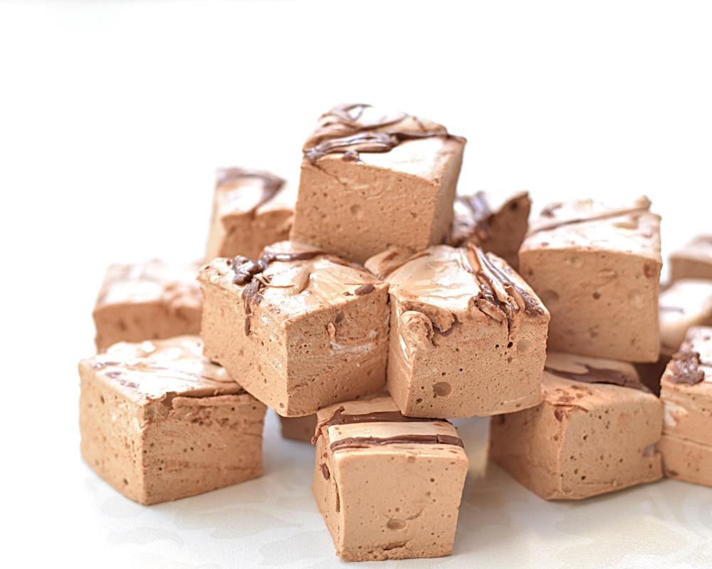 מרשמלו שוקולד ביתי מנצח