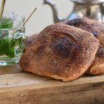 משמנה - מאפה שמרים מרוקאי מתוק