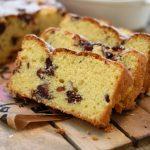 עוגת תפוזים וחמוציות הכי רכה  בעולם (פרווה)