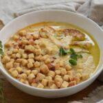 מרק כרובית ובטטה סמיך וטעים