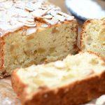 עוגת תפוחים בחושה עם חלבונים בלבד ובלי שמן