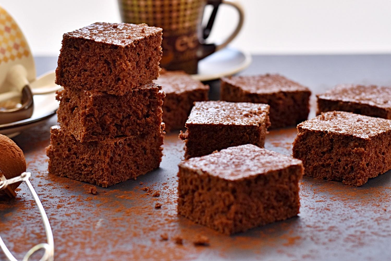 עוגת שוקולד בלי שוקולד