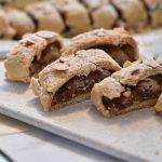 עוגיות תפוחים וקינמון פריכות