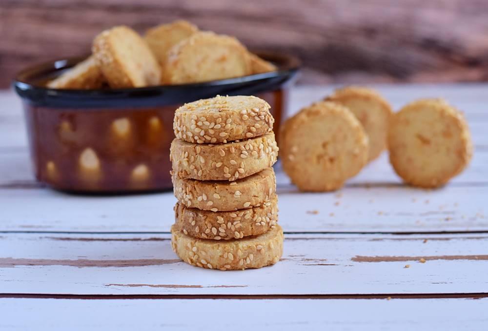 עוגיות פרמז'ן של המערוך המקפץ