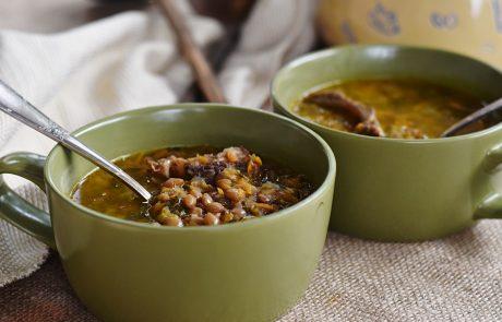 מרק עדשים מחמם ומנחם – טעים ובריא
