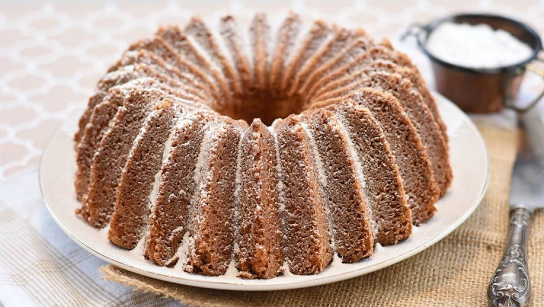 עוגת קוקוס ושוקולד לבן עם קמח כוסמין