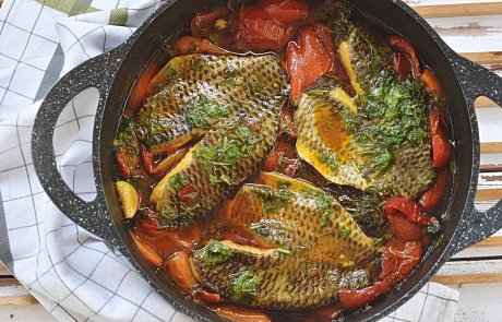 דג מרוקאי חריףףףף