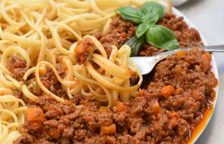 בולונז – ספגטי ברוטב בולונז