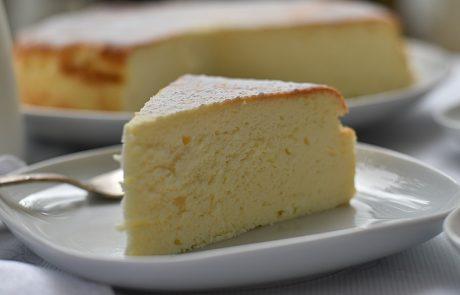 עוגת גבינה אפויה נימוחה מושלמת