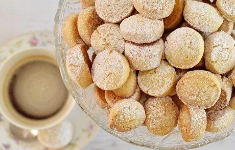 עוגיות חמאה של אורנה