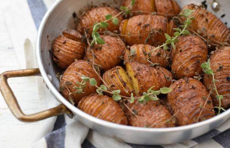 מניפות תפוחי אדמה – התוספת האולטימטיבית לארוחה