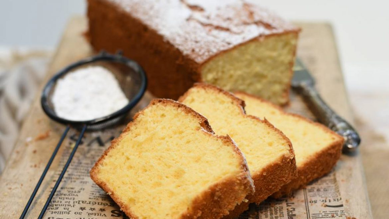 עוגת תפוזים גבוהה ורכה במיוחד