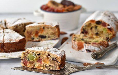 עוגה אנגלית – אינגליש קייק