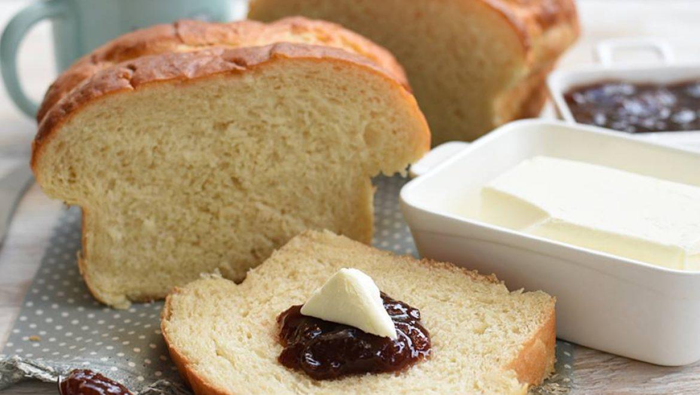 לחם חלב יפני – הוקאידו