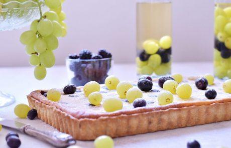 טארט וניל – ענבים