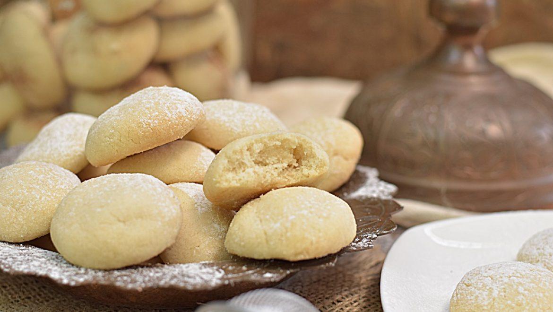 עוגיות רייבה מרוקאיות או עוגיות חול