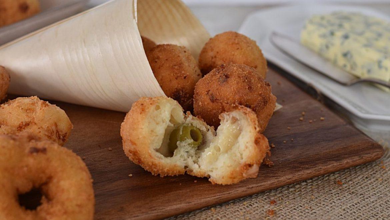 ספינג' גבינות מלוח וגם כדורי גבינה מטוגנים