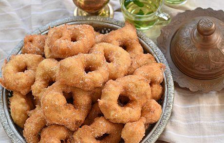 ספינג' – סופגניות מרוקאיות