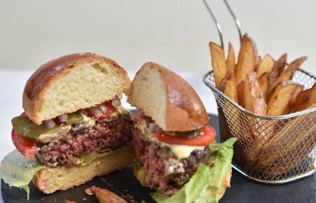 המבורגר ביתי – המדריך השלם להמבורגר מושלם