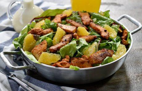 סלט עוף טעים במיוחד ובריא