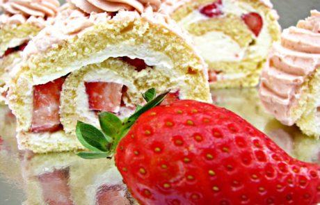 רולדת תותים דקה דקה