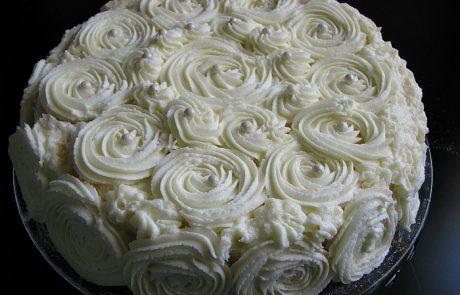 עוגת גבינה אפויה מלכותית