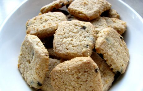 """עוגיות חלבה """"כרגיל"""" נטולות גלוטן"""