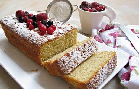 עוגת מיץ פירות טרופיים