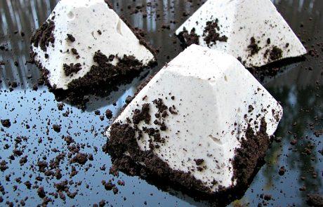 גלידת וניל אוריאו